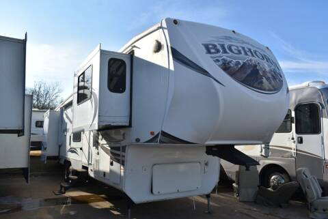 2012 Heartland Bighorn 3855FL for sale at Buy Here Pay Here RV in Burleson TX