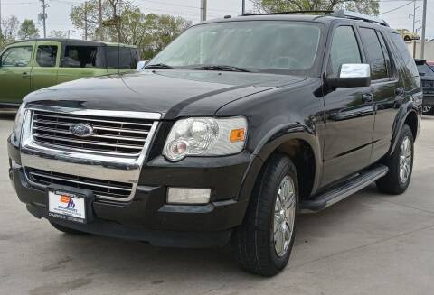 2010 Ford Explorer for sale at EURO MOTORS AUTO DEALER INC in Champaign IL
