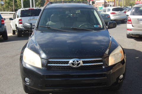 2007 Toyota RAV4 for sale at D&H Auto Group LLC in Allentown PA