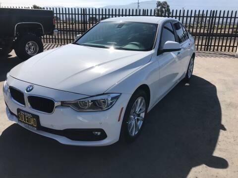 2017 BMW 3 Series for sale at Soledad Auto Sales in Soledad CA