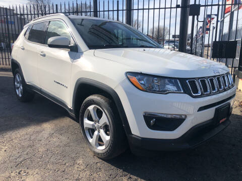 2017 Jeep Compass for sale at Champs Auto Sales in Detroit MI