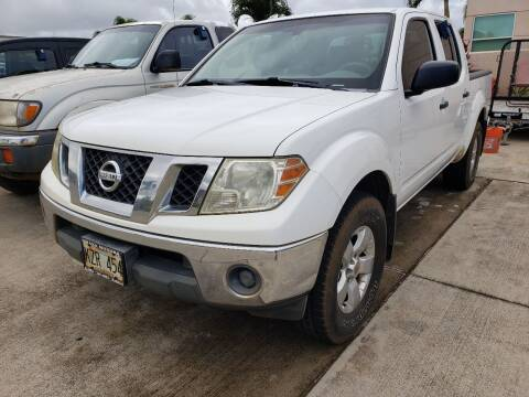2009 Nissan Frontier for sale at Ohana Motors in Lihue HI