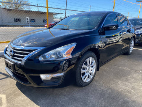 2015 Nissan Altima for sale at Bobby Lafleur Auto Sales in Lake Charles LA