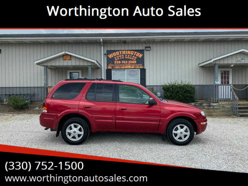2002 Oldsmobile Bravada for sale in Wooster, OH