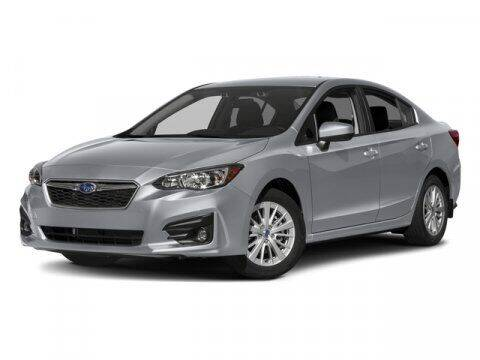 2017 Subaru Impreza for sale at Auto Finance of Raleigh in Raleigh NC