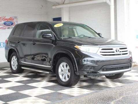 2011 Toyota Highlander for sale at McLaughlin Ford in Sumter SC