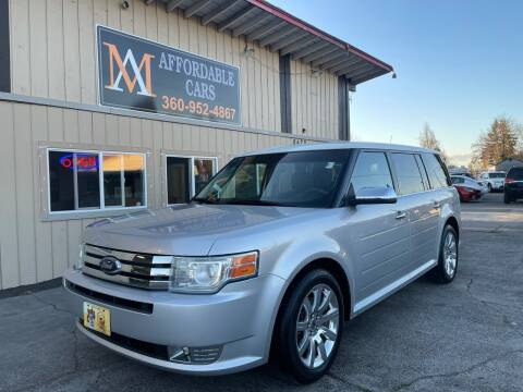 2009 Ford Flex for sale at M & A Affordable Cars in Vancouver WA