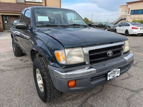 1998 Toyota Tacoma for sale at BERKENKOTTER MOTORS in Brighton CO