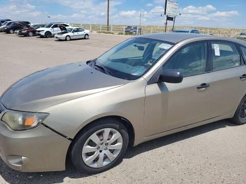 2008 Subaru Impreza for sale at PYRAMID MOTORS - Pueblo Lot in Pueblo CO
