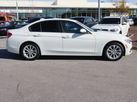 2018 BMW 3 Series for sale at Southern Auto Solutions - BMW of South Atlanta in Marietta GA