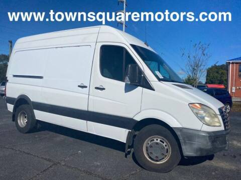2011 Freightliner Sprinter Cargo for sale at Town Square Motors in Lawrenceville GA
