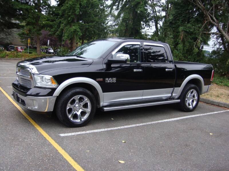 2014 RAM Ram Pickup 1500 for sale at Western Auto Brokers in Lynnwood WA