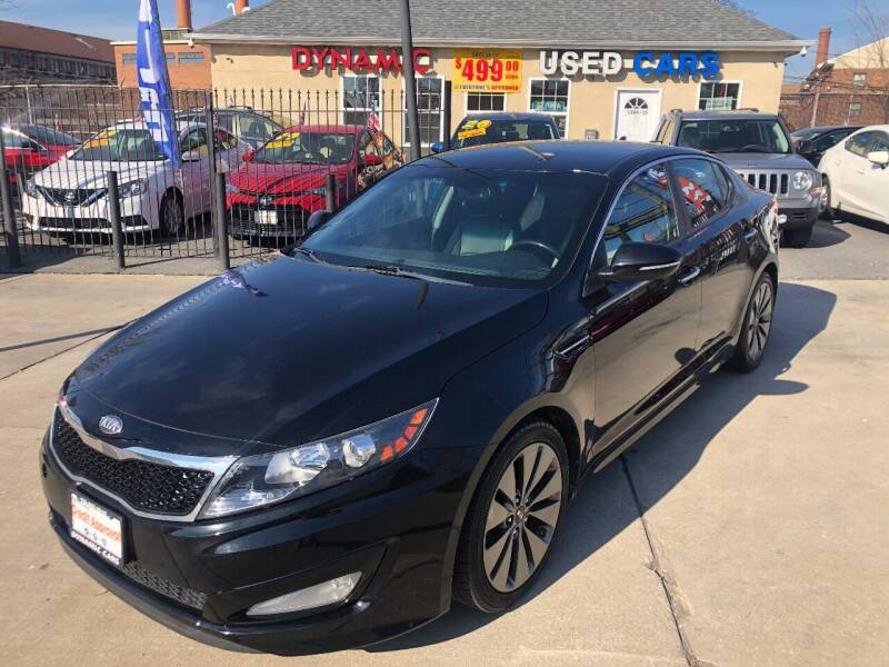 2013 Kia Optima for sale at DYNAMIC CARS in Baltimore MD