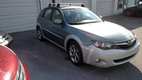 2010 Subaru Impreza for sale at DISCOUNT AUTO SALES in Johnson City TN