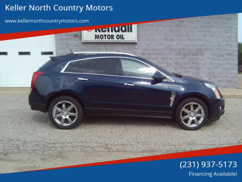 2011 Cadillac SRX for sale at Keller North Country Motors in Howard City MI