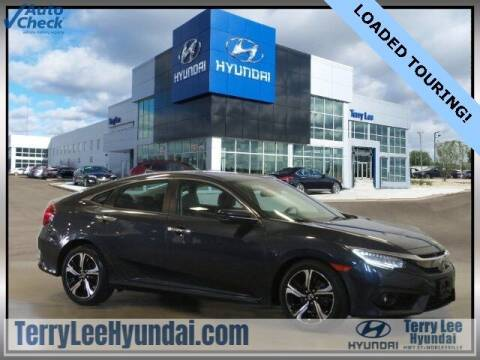 2016 Honda Civic for sale at Terry Lee Hyundai in Noblesville IN