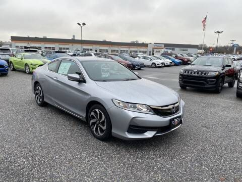 2016 Honda Accord for sale at King Motors featuring Chris Ridenour in Martinsburg WV