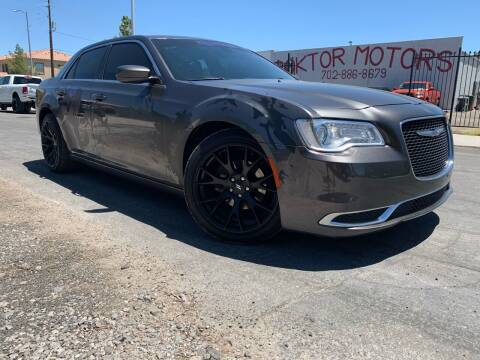 2015 Chrysler 300 for sale at Boktor Motors in Las Vegas NV