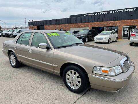 2006 Mercury Grand Marquis for sale at Motor City Auto Auction in Fraser MI