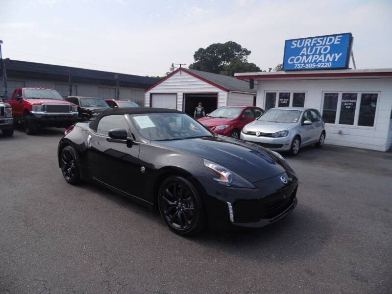 2019 Nissan 370Z for sale at Surfside Auto Company in Norfolk VA