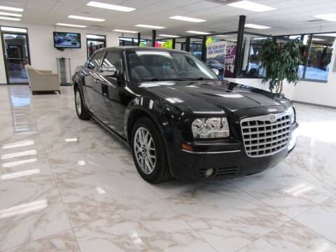 2010 Chrysler 300 for sale at Dealer One Auto Credit in Oklahoma City OK