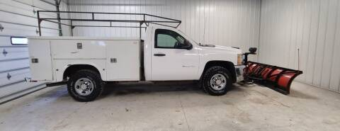 2010 Chevrolet Silverado 2500HD for sale at Ubetcha Auto in St. Paul NE