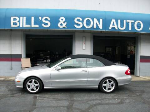 2005 Mercedes-Benz CLK for sale at Bill's & Son Auto/Truck Inc in Ravenna OH