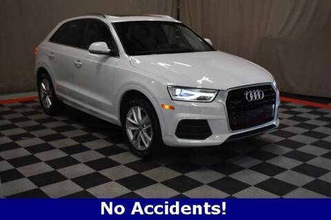 2016 Audi Q3 for sale at Vorderman Imports in Fort Wayne IN