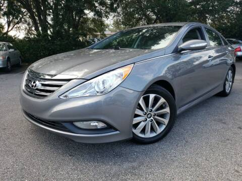 2014 Hyundai Sonata for sale at Capital City Imports in Tallahassee FL