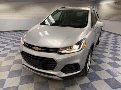 2020 Chevrolet Trax for sale at Mirak Hyundai in Arlington MA