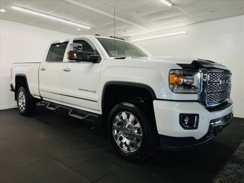 2019 GMC Sierra 2500HD for sale at Champagne Motor Car Company in Willimantic CT