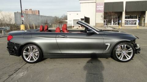 2015 BMW 4 Series for sale at AFFORDABLE MOTORS OF BROOKLYN in Brooklyn NY