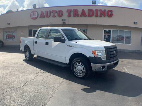 2011 Ford F-150 for sale at LB Auto Trading in Orlando FL