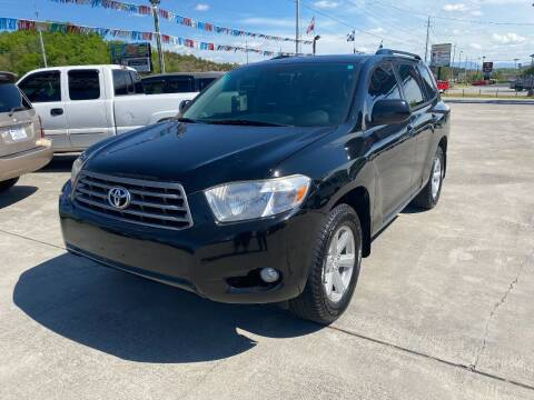 2010 Toyota Highlander for sale at Autoway Auto Center in Sevierville TN