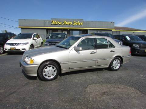 1998 Mercedes-Benz C-Class for sale at MIRA AUTO SALES in Cincinnati OH