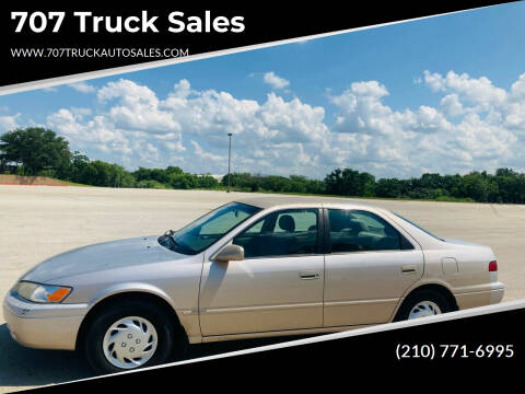 1997 Toyota Camry for sale at 707 Truck Sales in San Antonio TX