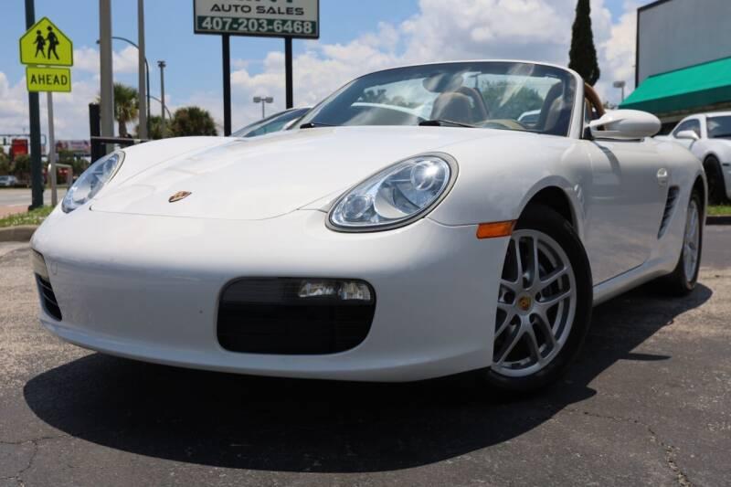 2007 Porsche Boxster for sale in Orlando, FL