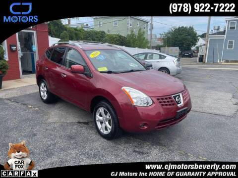 2010 Nissan Rogue for sale at CJ Motors Inc. in Beverly MA