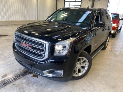 2017 GMC Yukon for sale at Government Fleet Sales in Kansas City MO