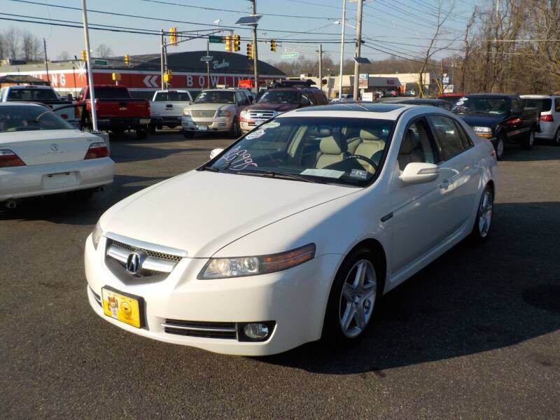 2008 Acura TL for sale at United Auto Land in Woodbury NJ