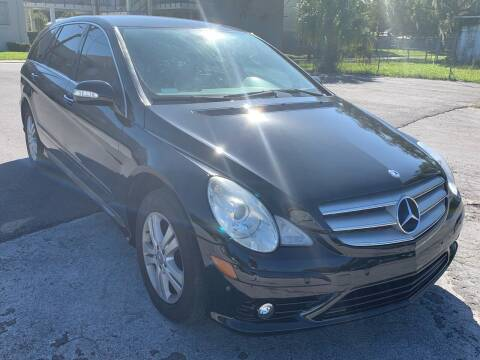 2008 Mercedes-Benz R-Class for sale at Consumer Auto Credit in Tampa FL