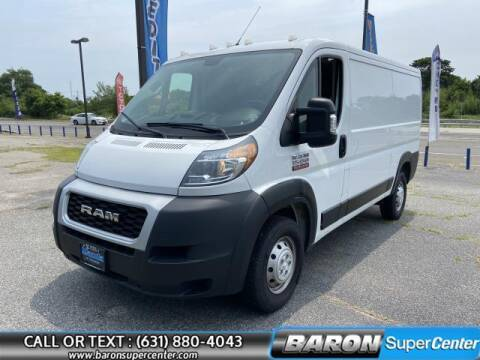 2020 RAM ProMaster Cargo for sale at Baron Super Center in Patchogue NY