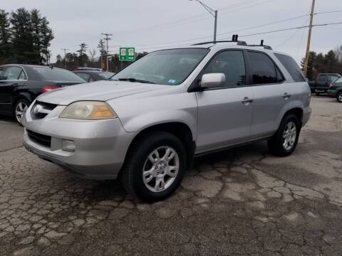2005 Acura MDX for sale at Official Auto Sales in Plaistow NH
