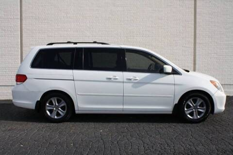 2010 Honda Odyssey for sale at CR Garland Auto Sales in Fredericksburg VA