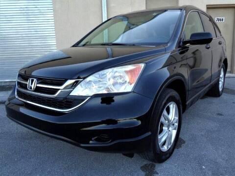 2010 Honda CR-V for sale at Selective Motor Cars in Miami FL