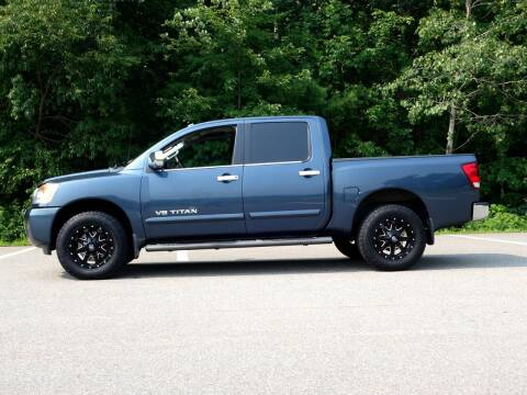 2014 Nissan Titan for sale at Auto Mart in Derry NH