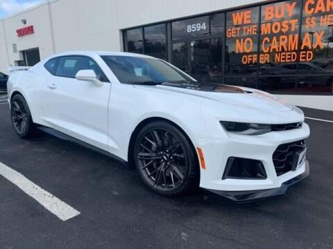 2019 Chevrolet Camaro for sale at Hi-Lo Auto Sales in Frederick MD