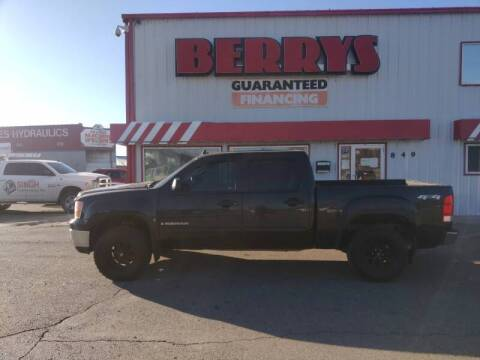 2009 GMC Sierra 1500 for sale at Berry's Cherries Auto in Billings MT