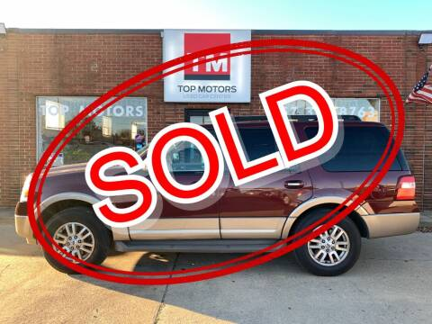 2011 Ford Expedition for sale at Top Motors LLC in Portsmouth VA