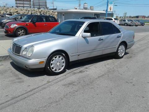 1997 Mercedes-Benz E-Class for sale at Nelsons Auto Specialists in New Bedford MA